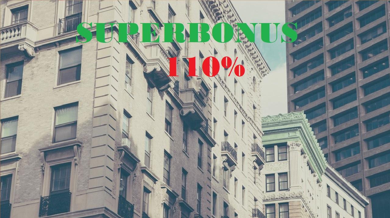 Superbonus 110 e cessione credito d'imposta