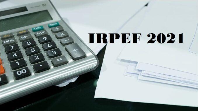 Calcolo IRPEF 2021: aliquote e scaglioni