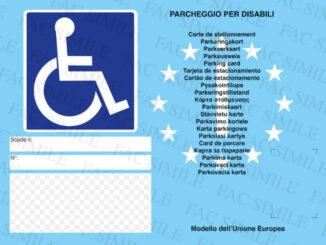 agevolazioni disabili