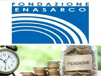 pensione Enasarco 2021