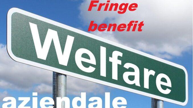 Quali sono i fringe benefit