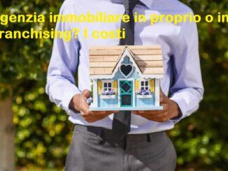 Agenzia immobiliare: costi di avvio e di gestione