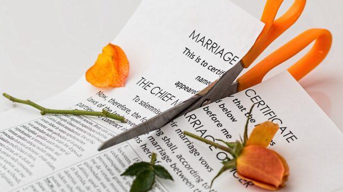 TFR e divorzio
