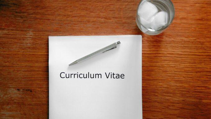 Consigli per redigere un ottimo Curriculum Vitae